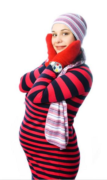Kış Mevsiminde Hamile Olmak
