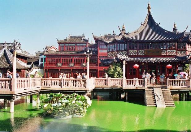 Şanghay Yuyuan