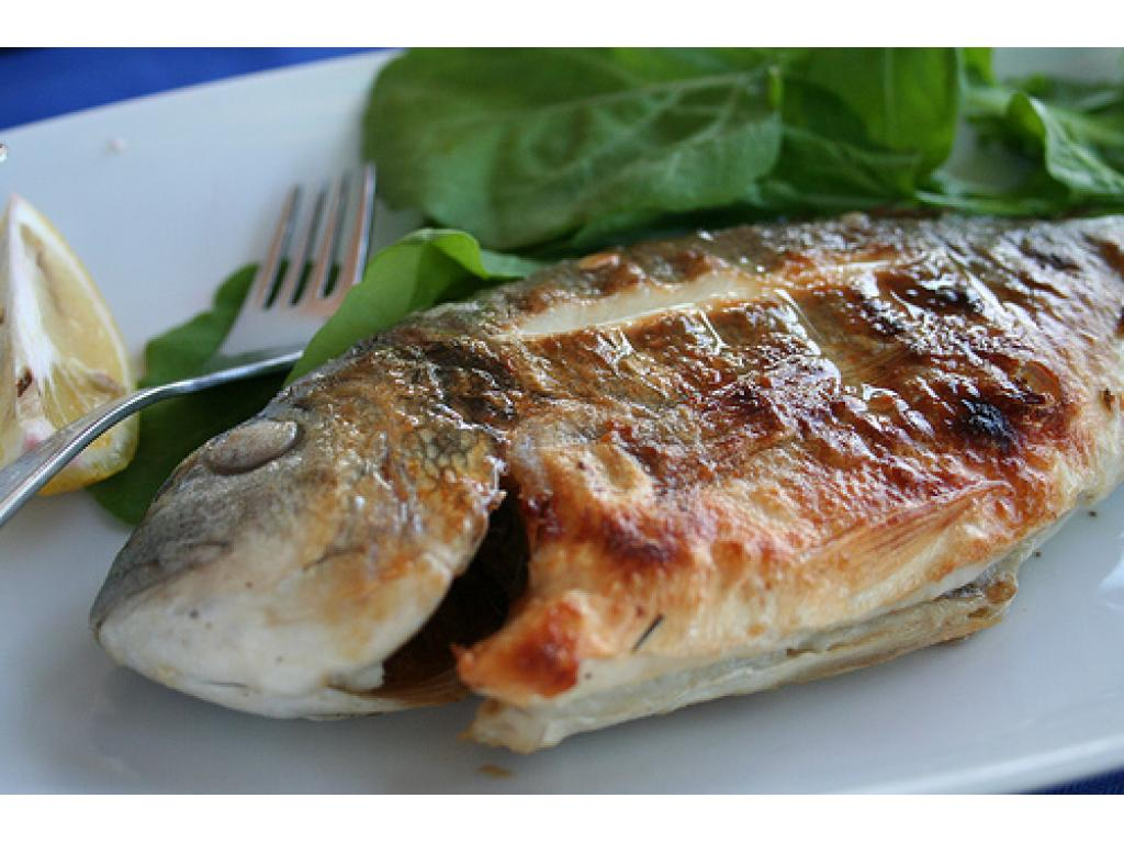 Gebelikte balık yemek