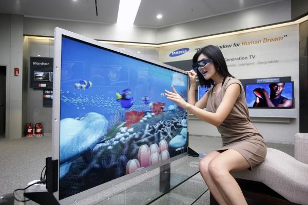 Üç boyutlu televizyonlar