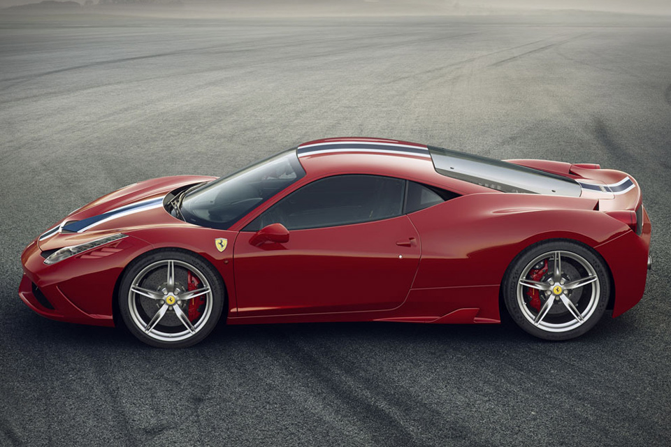 Ferrari 458 Specale Türkiye Yolarında Olacak Mı?