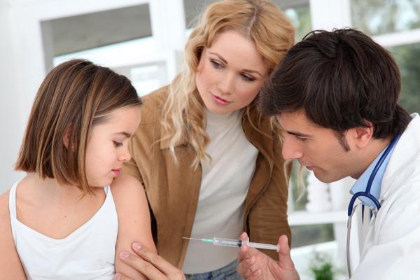 Çocuklara Aşı
