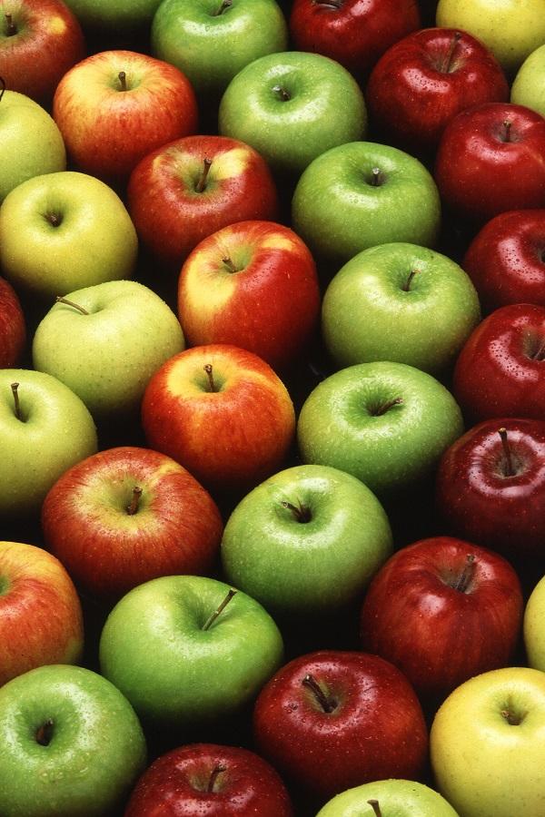 dişe yararlı elma