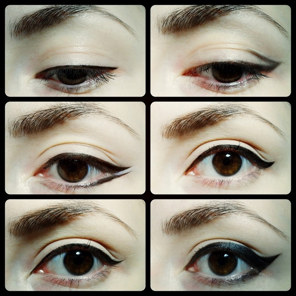 farklı eyelinerlar