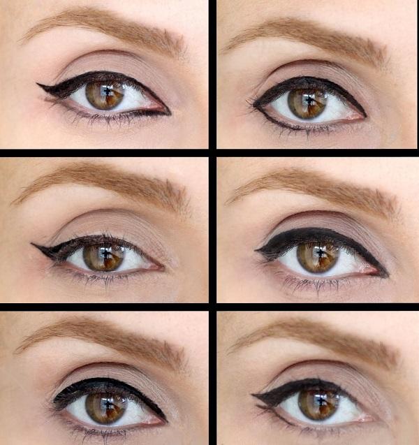 eyeliner tipleri