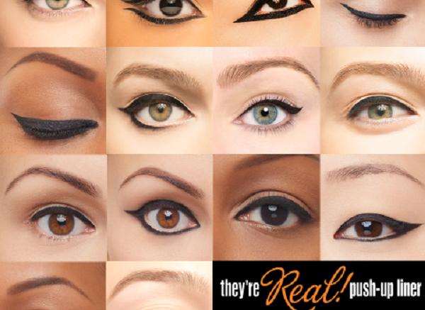 göze göre eyeliner