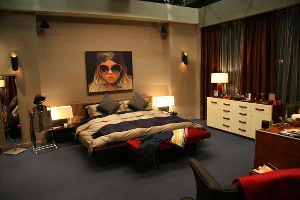Yatak Odası Dekorayonu