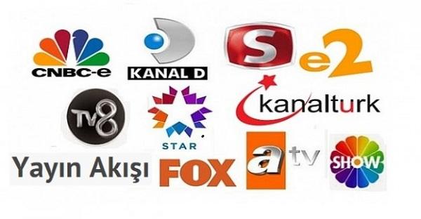 kanal yayın akışı