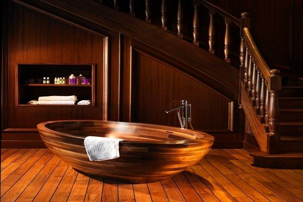 wooden tarzı