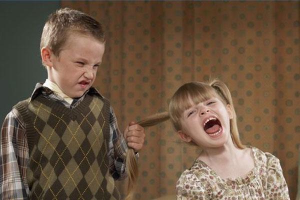 çocuk  davranışları