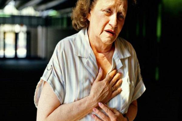 kalp rahatsızlığı
