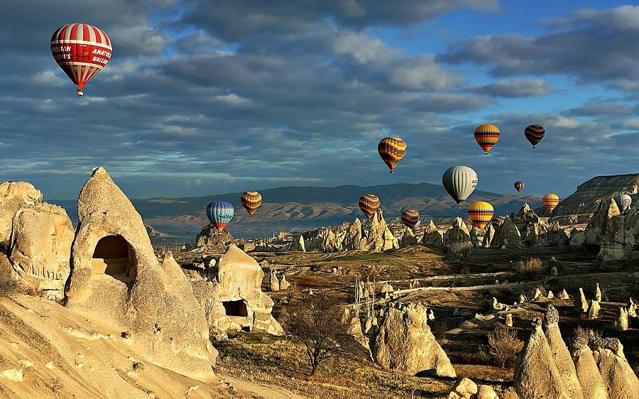 Ürgüp balon turları