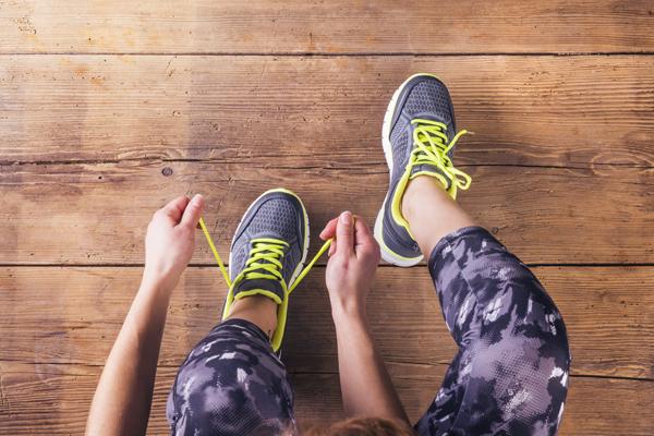 spor ayakkabı seçimi